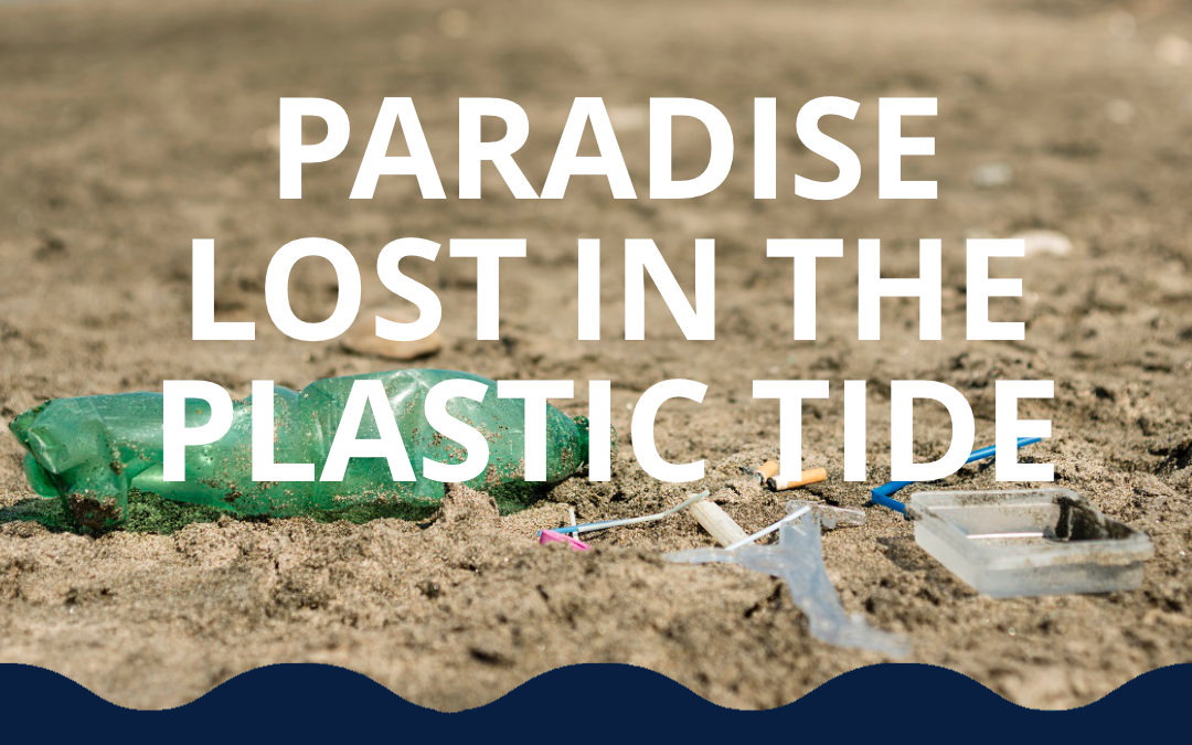 Why the travel and tourism industry needs to combat plastic pollution